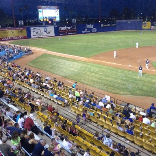 Photo prise au Cashman Field par Chuck J. le7/21/2012