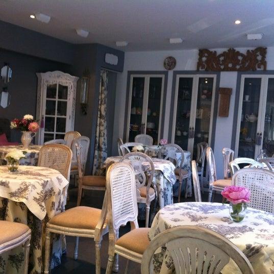 Foto scattata a Margó salón de té da Ana @. il 12/19/2011