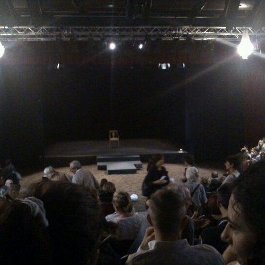 Снимок сделан в Teatro Franco Parenti пользователем Fabio C. 5/9/2012