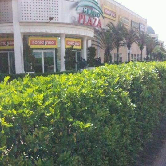 Das Foto wurde bei Grand Plaza Shopping von Fabrício W. am 11/3/2011 aufgenommen