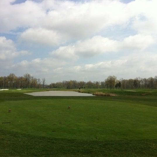 Foto tomada en 1757 Golf Club por Alex H. el 4/1/2012
