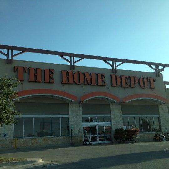 Home depot north mopac expressway