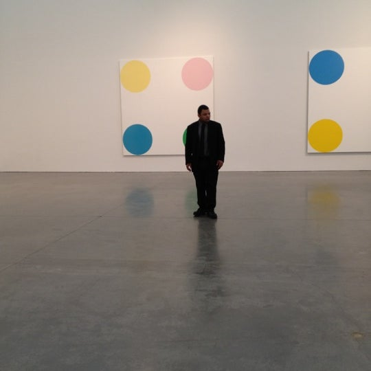 Photo prise au Gagosian Gallery par Anouk K. le2/11/2012
