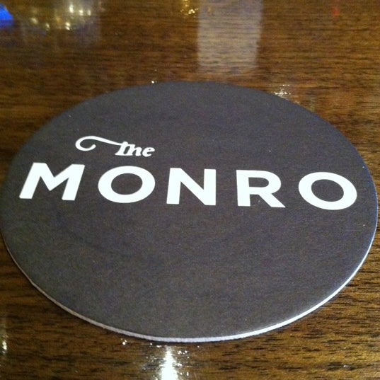 6/9/2012에 Aja님이 The Monro Pub에서 찍은 사진