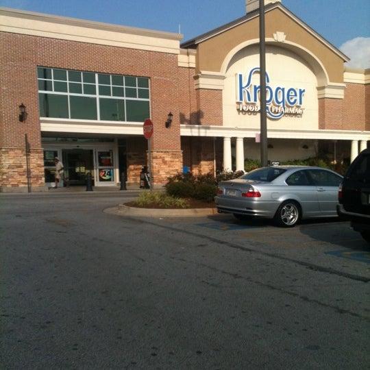 Kroger Supermarket In Covington