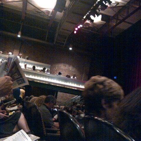 Photo prise au The Joyce Theater par Edgars J. le8/9/2012