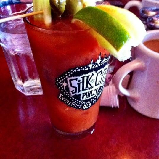 Снимок сделан в Silk City Diner Bar & Lounge пользователем Christopher D. 7/7/2012