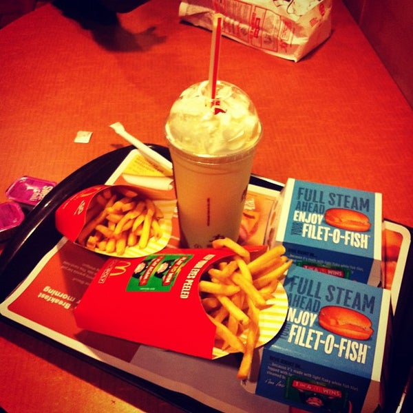 McDonald's - Fast Food Restaurant