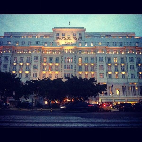 11/27/2011에 Igor S.님이 Belmond Copacabana Palace에서 찍은 사진