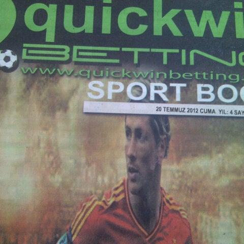 Quickwin betting girne belediyesi curraheen park betting websites
