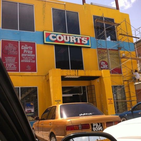 Courts Furniture Store Chaguanas Caroni