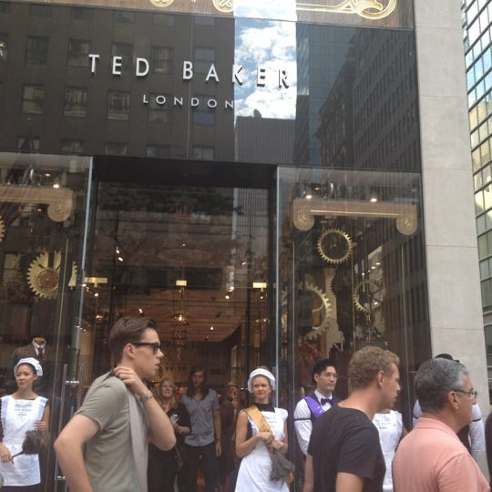 c38b07059 Ted Baker of London - Clothing Store in New York