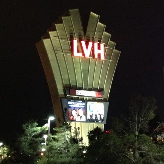 Снимок сделан в LVH - Las Vegas Hotel & Casino пользователем Jon S. 8/31/2012
