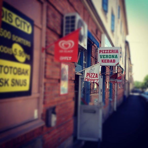 pizzeria verona majorna