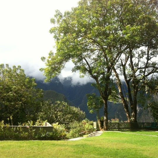 Photo prise au Belmond Sanctuary Lodge par Marcela U. le7/19/2012