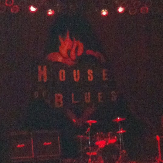 Foto tomada en House of Blues  por Jay P. el 7/11/2012