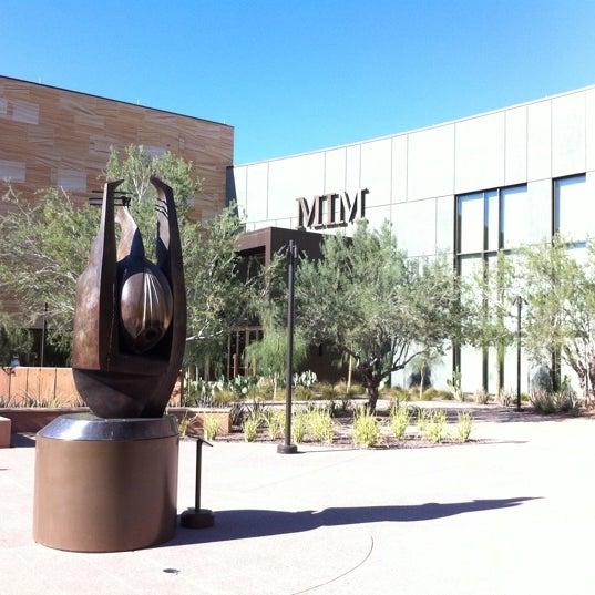 Photo prise au Musical Instrument Museum par Alex V. le7/1/2011
