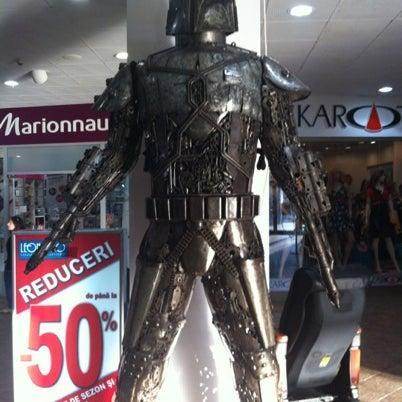 robot de centru comercial)
