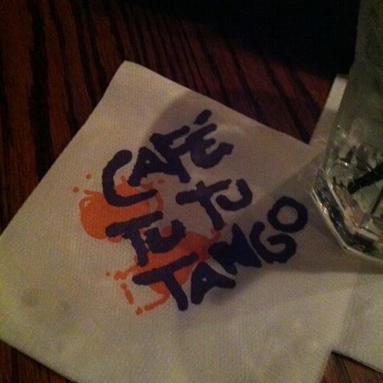 Das Foto wurde bei Café Tu Tu Tango von BRINK Magazine am 3/30/2012 aufgenommen