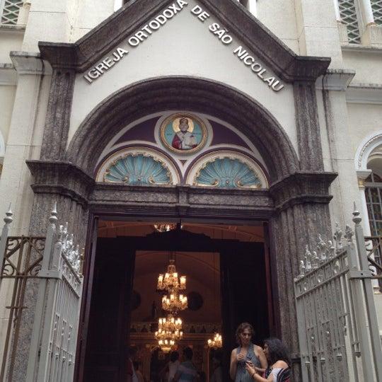 Photos At Igreja Ortodoxa De São Nicolau Centro Rio De Janeiro Rj