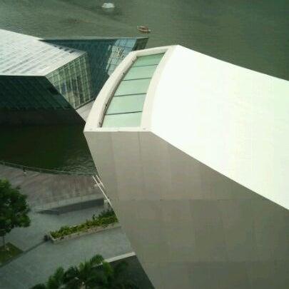Foto tomada en ArtScience Museum por Maxi Mahadir A. el 10/22/2011