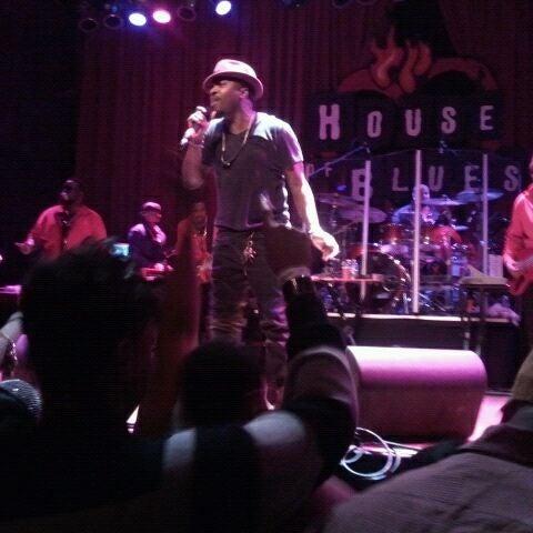 11/24/2011 tarihinde JeTaun B.ziyaretçi tarafından House of Blues'de çekilen fotoğraf