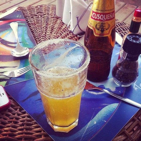 Foto scattata a Terraza Isidora Beach Club da Nestor C. il 3/29/2012
