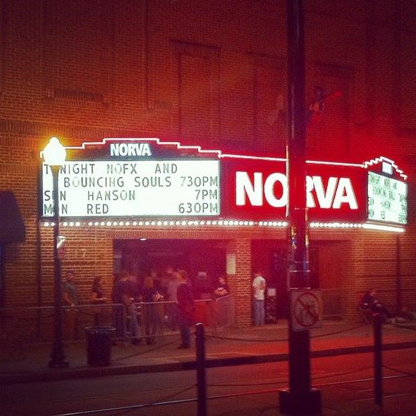 10/22/2011にBrian M.がThe NorVaで撮った写真
