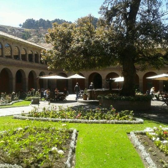 Foto diambil di Belmond Hotel Monasterio oleh Javier C. pada 7/14/2012