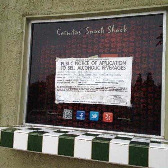 4/22/2012にErin C.がCarnitas' Snack Shackで撮った写真