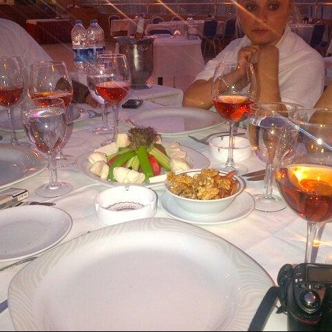 Das Foto wurde bei Grand Hotel Gaziantep von Muharrem B. am 9/10/2012 aufgenommen