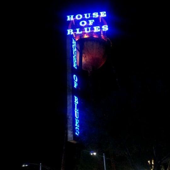 5/20/2012에 Squin I.님이 House of Blues에서 찍은 사진