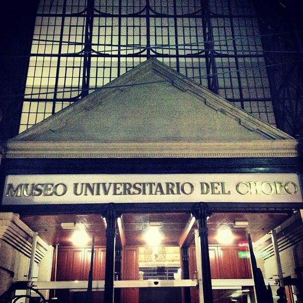 5/24/2012にEmiliano C.がMuseo Universitario del Chopoで撮った写真
