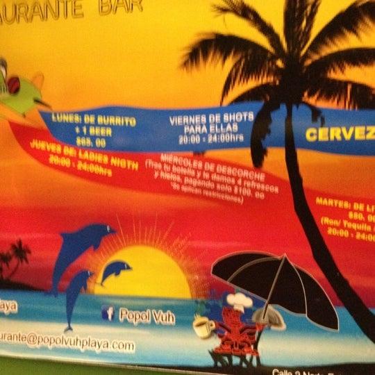 Снимок сделан в Popol Vuh Restaurante пользователем Tonninho R. 5/25/2012