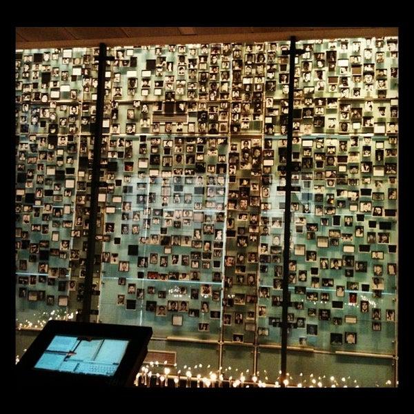 Foto diambil di Museo de la Memoria y los Derechos Humanos oleh Gonzalo G. pada 6/2/2012