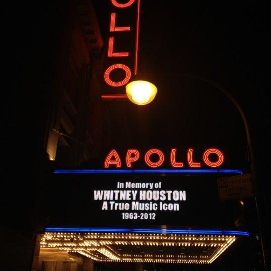 2/15/2012 tarihinde Daniel L.ziyaretçi tarafından Apollo Theater'de çekilen fotoğraf