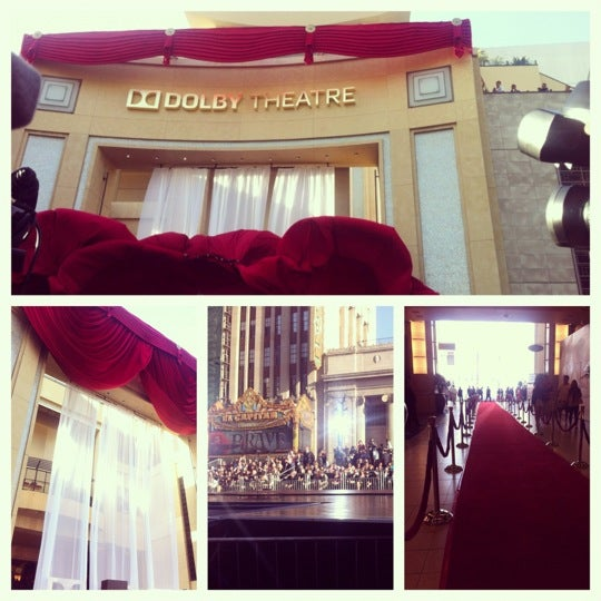Foto diambil di Dolby Theatre oleh Cindy W. pada 6/12/2012