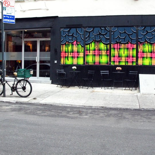 Check out the new mural on GHOST by Artists DARKCLOUD and DAVID PAPPACENO!