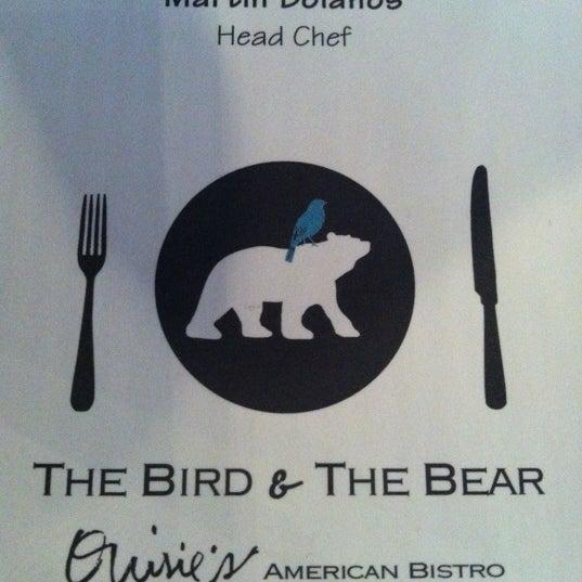 Photo prise au The Bird and the Bear par 彡aeroRafa le8/14/2012