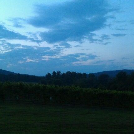 8/19/2012 tarihinde Rachael E.ziyaretçi tarafından Keswick Vineyards'de çekilen fotoğraf