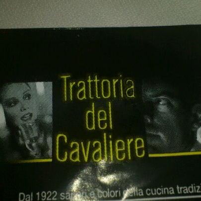 Trattoria Del Cavaliere Centro Catania Catania Sicilia