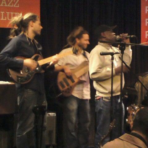 Foto tomada en Reduta Jazz Club por jana f. el 9/13/2012