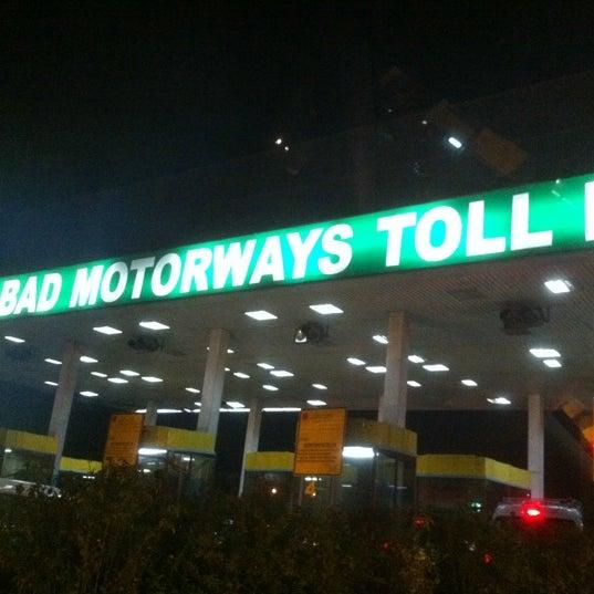 Islamabad Roads: Islamabad Motorway Toll Plaza