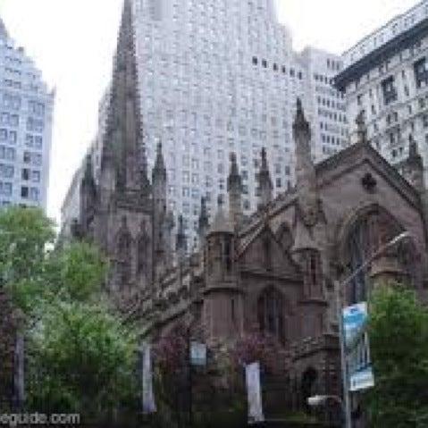 Foto scattata a Trinity Church da Michael C. il 11/9/2011