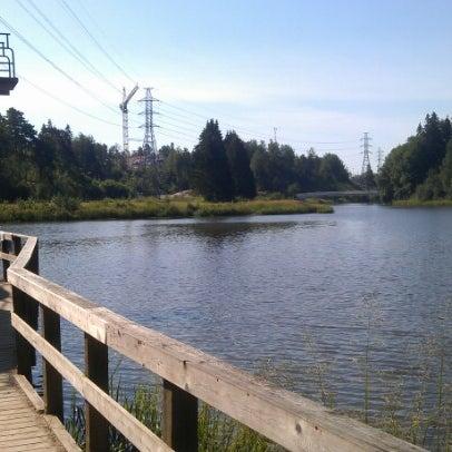 Das Foto wurde bei Pikkukosken uimaranta von Emmi E. am 7/28/2012 aufgenommen