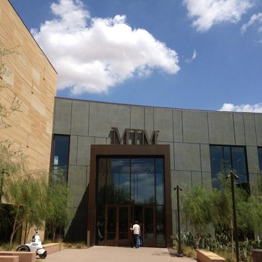 Photo prise au Musical Instrument Museum par Eric J. le8/18/2012