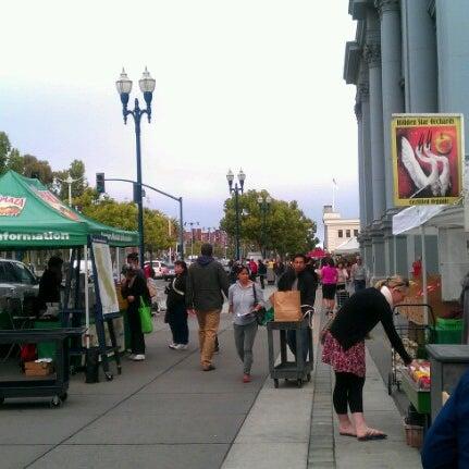 8/18/2012にCara T.がFerry Plaza Farmers Marketで撮った写真