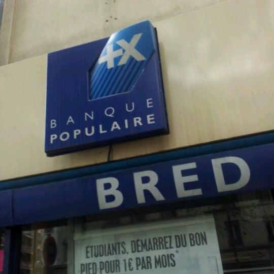 Photos At Banque Populaire Rives De Paris Grandes Carrieres