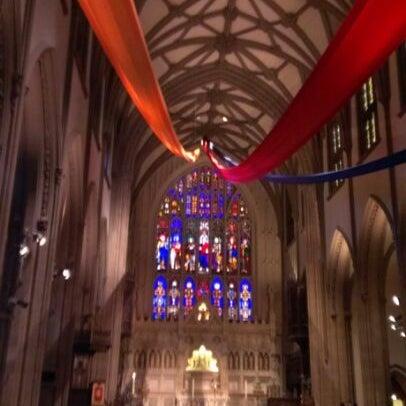 Photo prise au Trinity Church par Ilias le5/14/2012