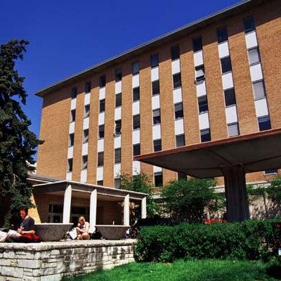 Brogden Psychology Building Madison Wi